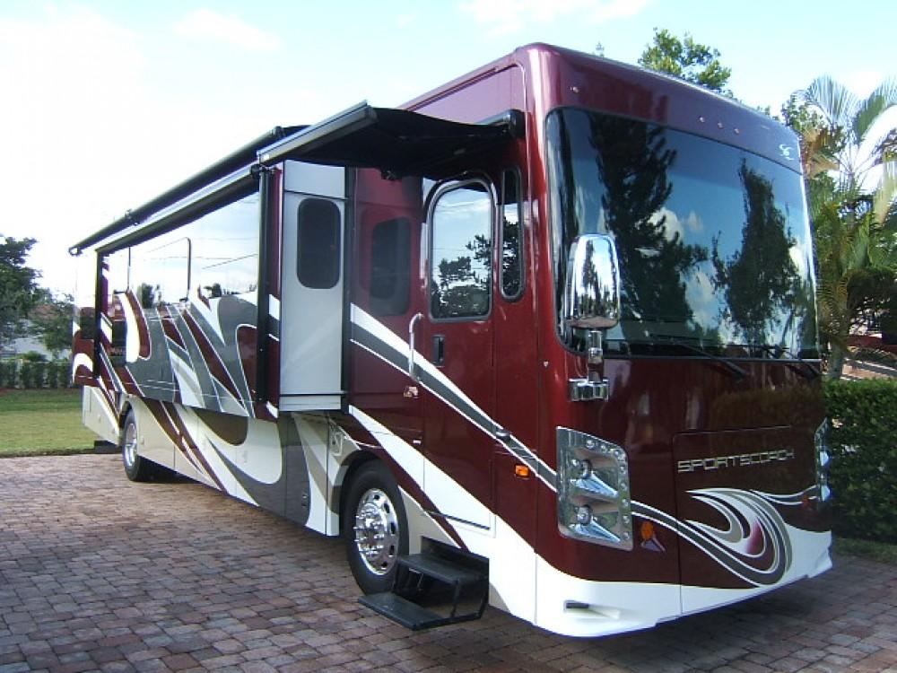Sportscoach 407FW 2018