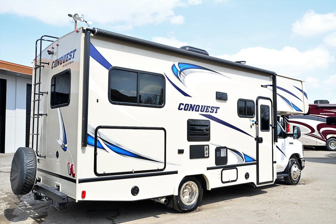 Conquest 6245 2020