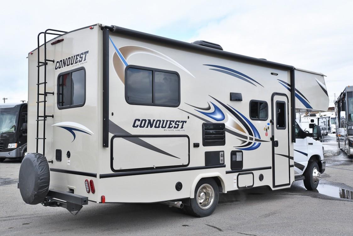 Conquest 2020