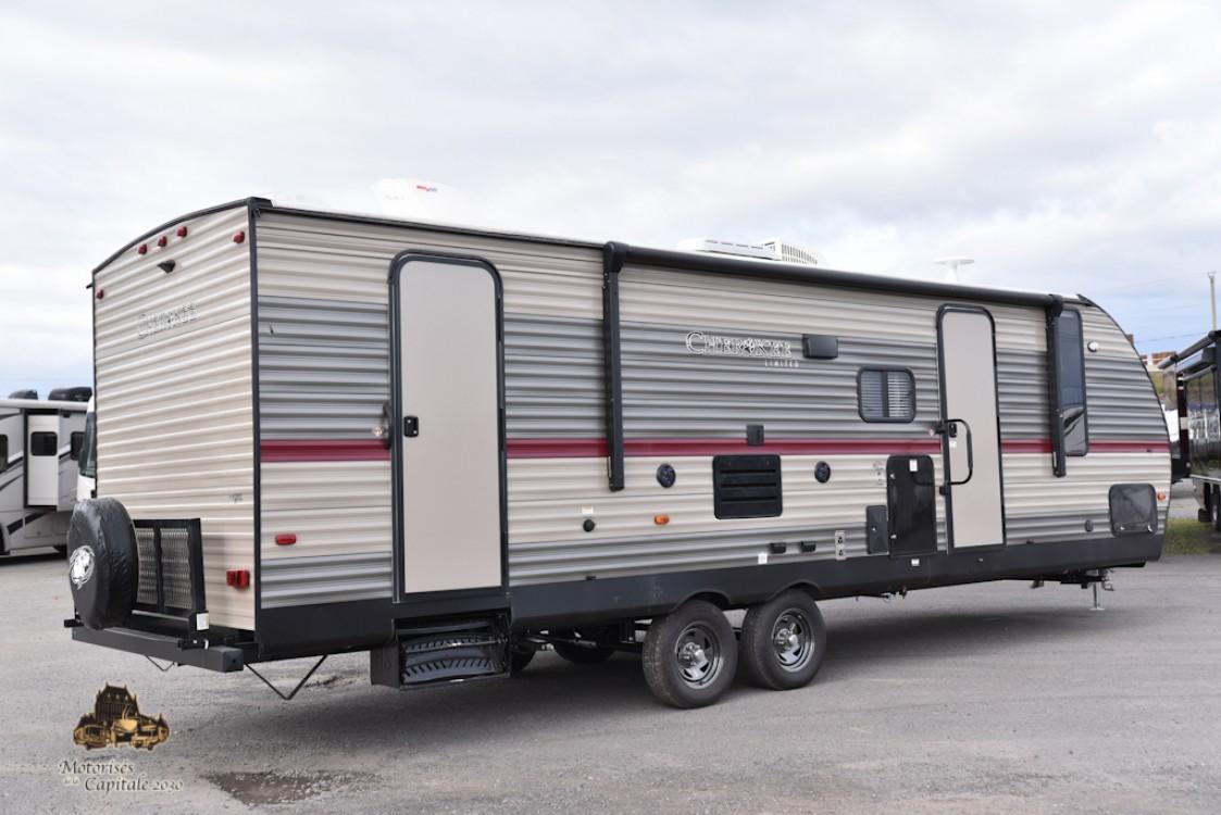 Cherokee Limited 2019