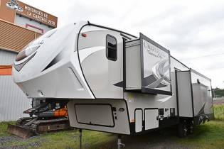 Coachmen Chaparral Lite 2019