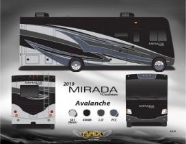 Coachmen Mirada Select 37 LS 2019